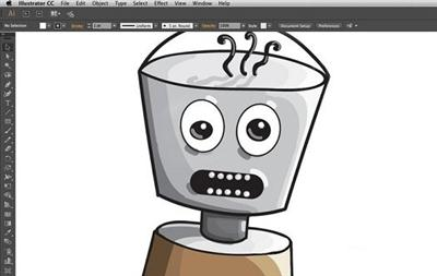 Creating Characters in Adobe Illustrator By Pete Collins