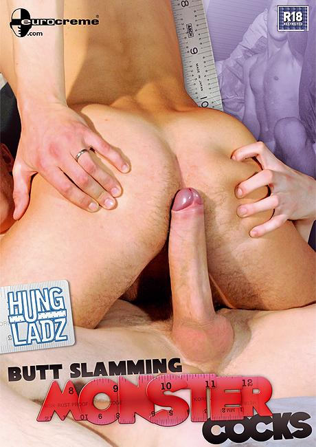 Hung Ladz Butt Slamming Monster Cocks