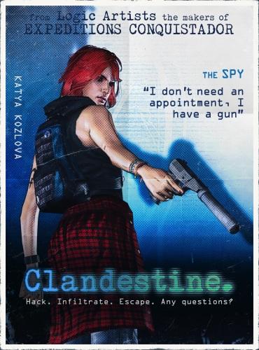 Clandestine (Logic Artists) [ENG] [L] RELOADED