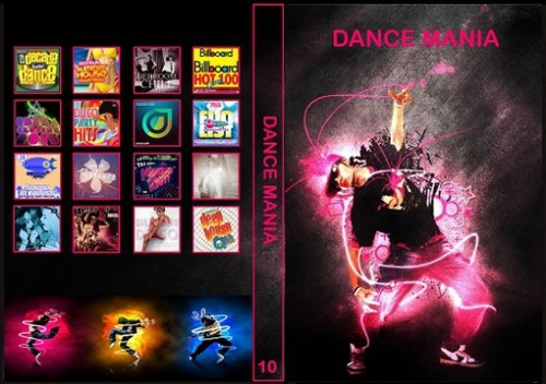 Music • Dance Mania Vol 10 (2015)