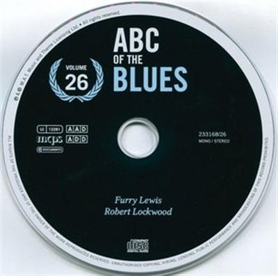 VA - ABC Of The Blues: The Ultimate Collection From The Delta To The Big Cities (2010) [Vol. 25-28, 52CD Box Set]