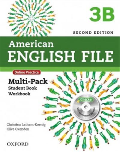 American English File 3 (Second edition)