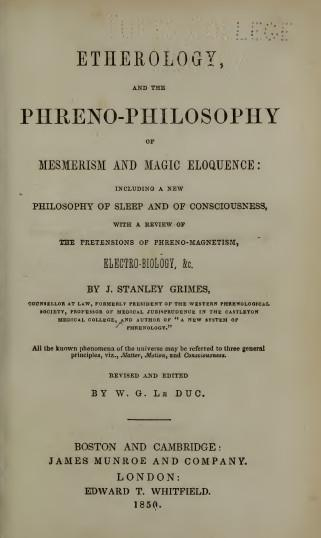Каталог англоязычной антикварной гипно-литературы