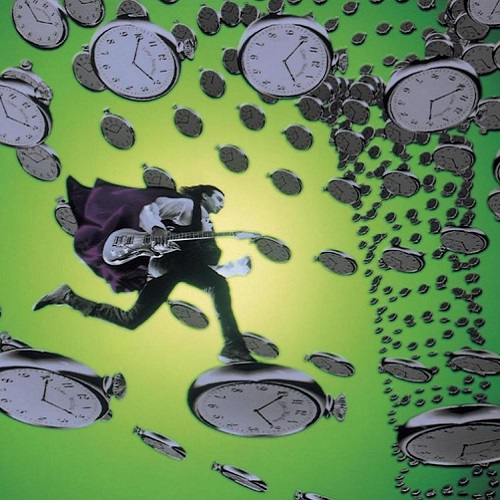 Joe Satriani - Time Machine [Double Album] (1993)