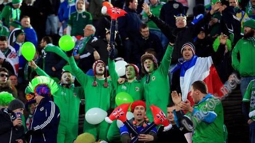 УЕФА выделила Северной Ирландии дополнительные билеты