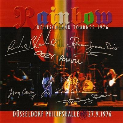 Rainbow - Live In Dusseldorf, 1976 (2006) 320 Kbps