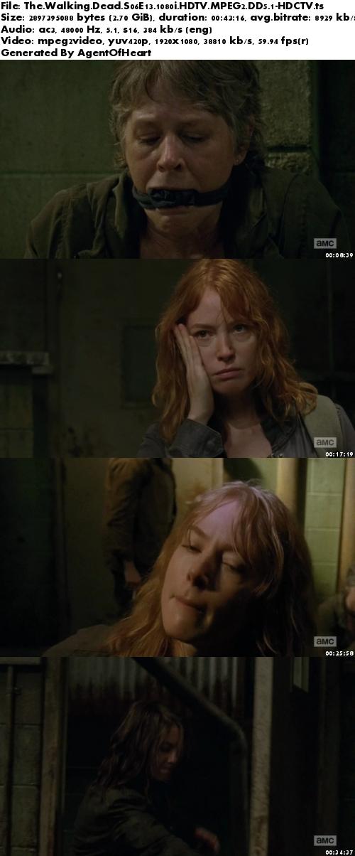The Walking Dead S06E13 1080i HDTV MPEG2 DD5 1-HDCTV