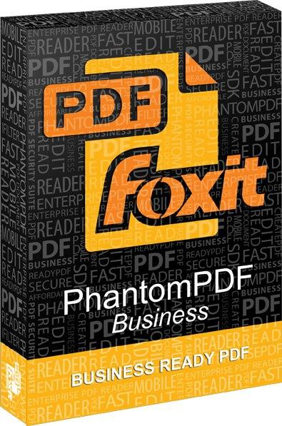 Foxit PhantomPDF Business 7.3.4.311 + Rus