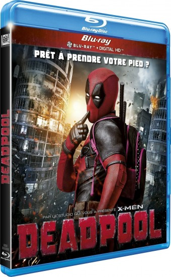 Deadpool (2016) 1080p BluRay 5.1 HEVC x265-GIRAYS