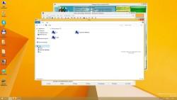 Windows 8.1 Enterprise x64 Lite Gamer v.1.0 by yahooIII (RUS/2016)