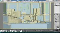 3D графика для казуальных игр. Создание локации для квеста (2014/PCRec/Rus)