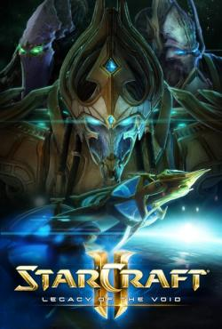 StarCraft 2: Legacy of the Void (2015, PC)