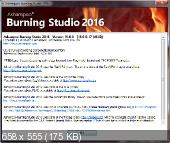 Ashampoo Burning Studio 2016 16.0.0.17 DC 19/11/2015