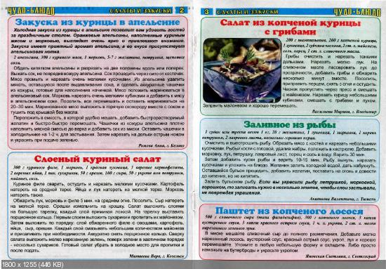 Чудо-блюдо №23 (ноябрь 2015)