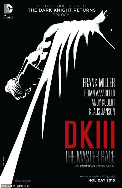 The Dark Knight I-III (1986, 2002, 2015)