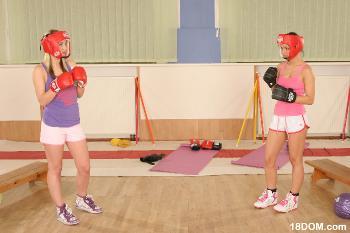 Teen Boxers