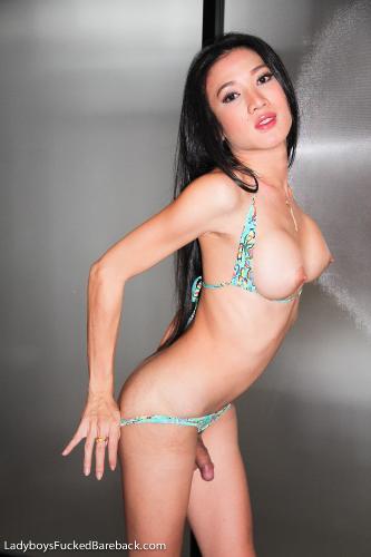 May - Bareback Bikini Ride