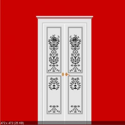 Преображаем внешний вид входной двери Fc8dfea125d25099a3528bf712f5ab5b