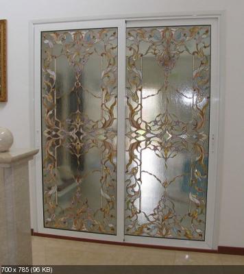 Преображаем внешний вид входной двери 555749e5375c9f7a294787d06f3f90bd