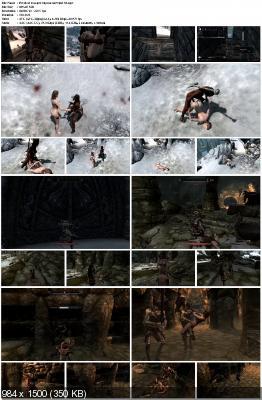 Perils of escaped skyrim slavegirl 10