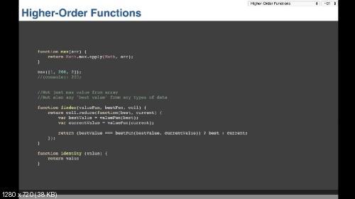 [SmartMe] JavaScript. Функциональное программирование
