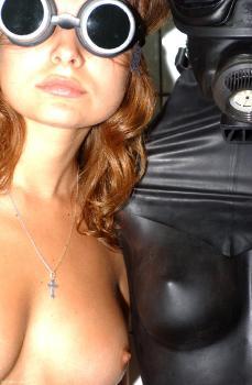 0023 Luba In Erotic Museum