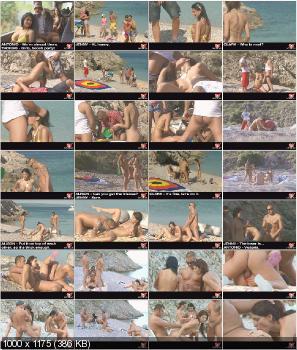 Jenny Baby, Victoria, Alison - Sex Island Tournament. Semifinal I. Hot Frisbee [FuckingGamble] (HD 854p|WMV|3.51 GB|2015)