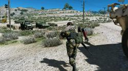 Metal Gear Solid V: The Phantom Pain (2015/RUS/ENG/RePack от FitGirl)