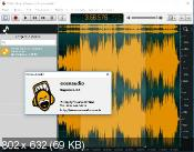 Ocenaudio 3.0.5 - звуковой редактор
