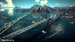 Anno 2205: Gold Edition - Update 3 (2015/RUS/ENG/Multi/RePack от xatab)