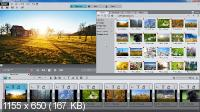 Magix PhotoStory Deluxe 2017 v16.1.3.61 - создание слайд-шоу