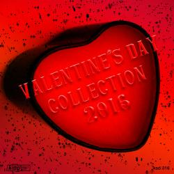 VA - Valentine's Day Collection 2016 (2016)