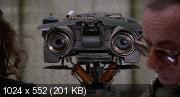 Короткое замыкание: Дилогия / Short Circuit: Dilogy (1986-1988) (BDRip-AVC) 60 fps