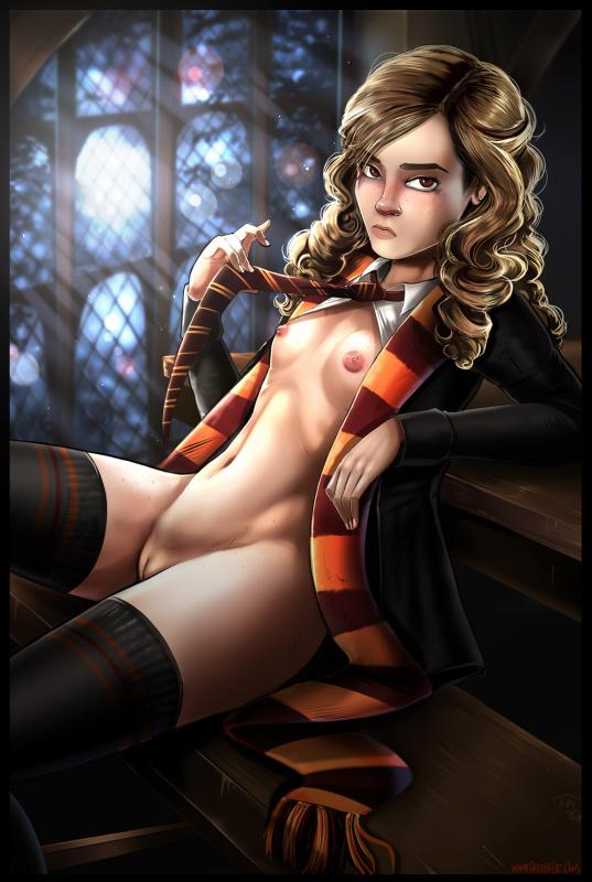 Harry potter girl nude