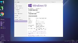 Windows 10 Enterprise x64 Insider Preview Build 14267 G.M.A. LTSB Style (2016/RUS)