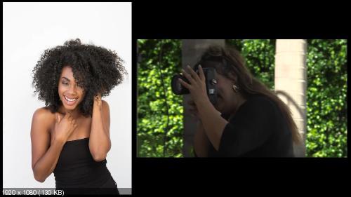 RGGEDU - Искусство творчества в фотографии моды и Ретуширование с Амандой Диас
