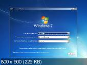 Windows 7 Ultimate SP1 x86/x64 by Xotta6bi4 v6.0/v10.0 (2016/RUS/ENG/ML)