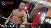 WWE 2K15 (2015/PC/Repack/Eng) от =Чувак=