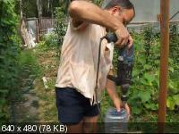 Универсальная баклажечная увлажнительная система для дачи (2013) Видеокурс