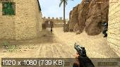 Counter-Strike Source v1.0.0.74 + Автообновление (No-Steam) (2012) PC