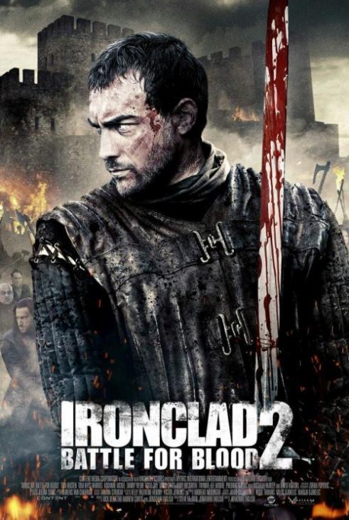 Żelazny rycerz 2 / Ironclad 2: Battle for Blood (2014) PL.BDRip.XviD-KiT [Lektor PL]