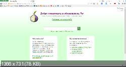 Tor Browser Bundle v5.5.4 Portable Rus + расширения