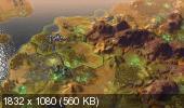 Sid Meier's Civilization: Beyond Earth Rising Tide [v 1.1.2.4035 + 2 DLC] (2014) PC | RePack от xatab