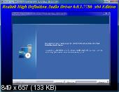 Realtek High Definition Audio Drivers 6.0.1.7786 Vista/7/8.x/10