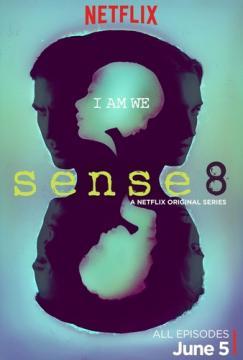 Восьмое чувство / Sense8 [Сезон: 1] (2015) WEBRip 2160p | NewStudio