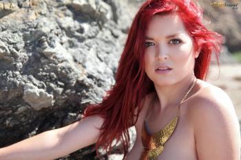 Tessa Fowler - Topless Gold - Set 1