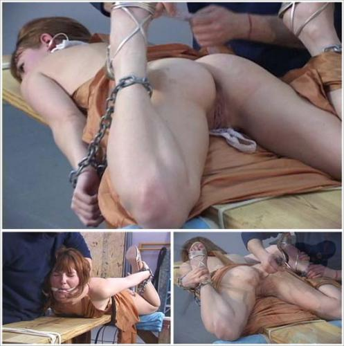 PowerShotz - Delila anal train (2000/SD)