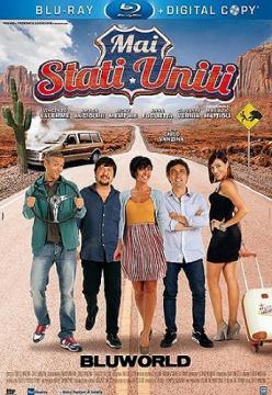 Невероятные приключения итальянцев в Америке / Mai stati uniti (2013) BDRip 1080p | L1