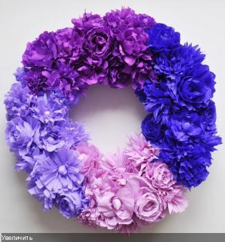 Цветы из гофрированой бумаги B1a37b9c6635d38e9c2dc38e5c79ee6c